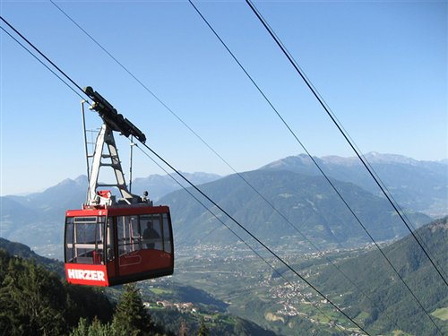 Hirzer cable railway